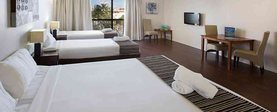 Photo of Cairns Plaza Hotels - a great location for those wanting to be near nightlife