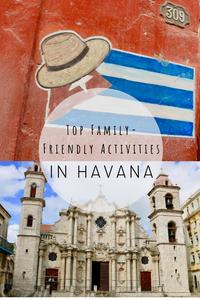Pinterest image for Top Family-Friendly Activities in Havana, Cuba