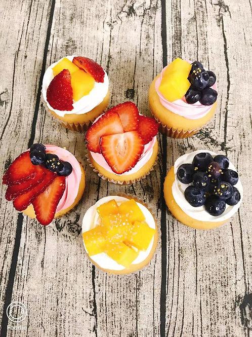 鮮果Cupcakes