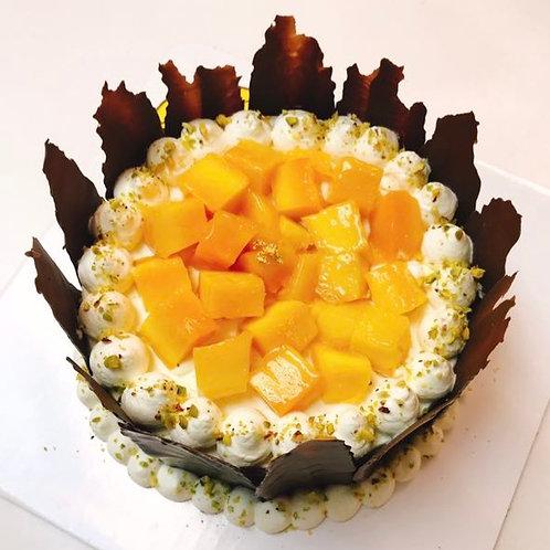 芒果蛋糕 (1.5磅)