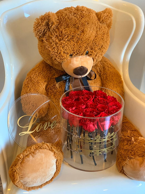 Cristal Rose Love