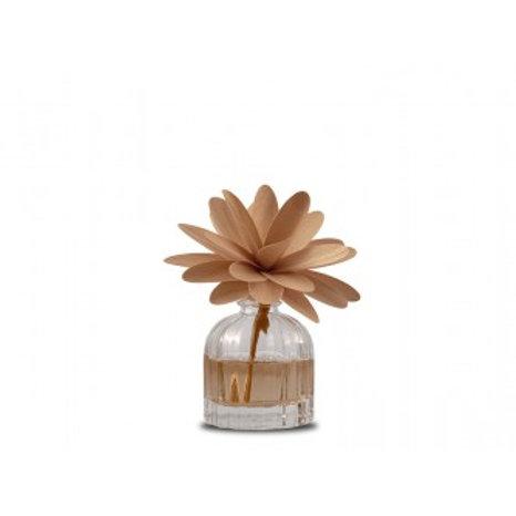 Flowers diffuser - Vaniglia&Ambra pura 60ml
