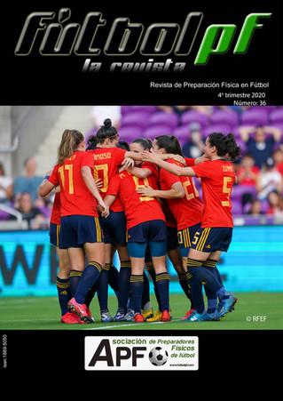 Fútbol PF, revista de la APF, publica un artículo del colegiado Eugenio Pedregal Forte