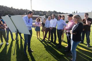 La Diputación de Almería presenta su Plan Provincial de Deporte 2020