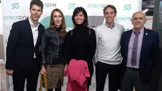 El COLEF Andalucía asiste al homenaje que Synergym rinde a la Facultad de Ciencias del Deporte de la