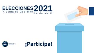 2021, año de elecciones en el COLEF Andalucía