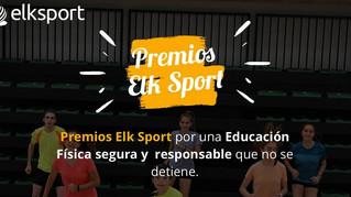 Premios Elk Sport por una Educación Física segura y responsable, ¿participas?