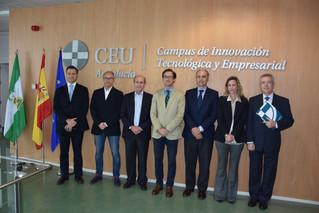Experiencias profesionales para los estudiantes de Ciencias del Deporte de CEU Andalucía