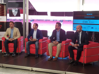 José Carlos Gómez participa en la inauguración del I Meeting Point InMuv Sevilla