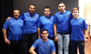 Comienza la Liga masculina de Goalball con el equipo de Sevilla, apoyado por el COLEF Andalucía, com