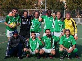 El COLEF Andalucía participa en un programa de deporte para personas sin hogar