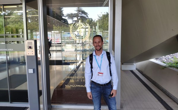 El colegiado andaluz Francisco B. Ortega, asesor de las nuevas recomendaciones mundiales OMS 2020