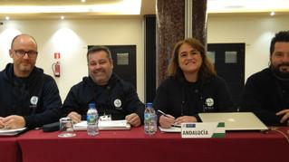 El COLEF Andalucía asiste al 87º Pleno del Consejo COLEF