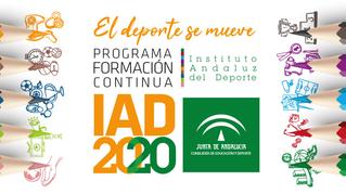 El IAD abre el plazo de inscripción de las dos primeras actividades del Programa de Formación Contin