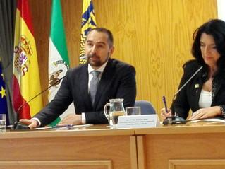 El COLEF Andalucía, en la presentación de la Ley del Deporte en la UPO