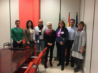 Expertos del COLEF Andalucía, en la Comisión Andaluza para la promoción de la actividad física y la