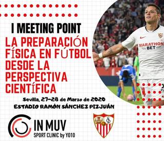 27 y 28 de marzo - I Meeting Point: «La preparación física en el fútbol desde la perspectiva científ