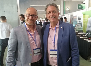 COLEF Andalucía, presente en el I Congreso Internacional de Medicina Deportiva, Fisioterapia y Activ