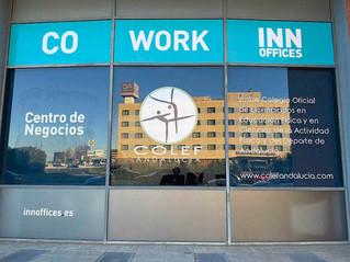 El COLEF Andalucía inaugura sus nuevas oficinas