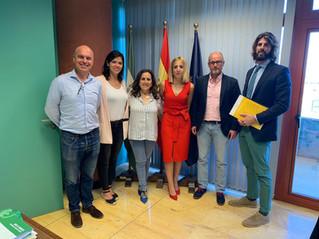 Reunión virtual entre COLEF Andalucía y la Secretaría de Educación y Formación Profesional para apor
