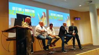 Conclusiones Mesa de debate: El perfil profesional del Gestor y Director Deportivo