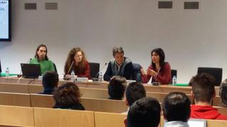 El COLEF Andalucia habló sobre ejercicio profesional en el 'II Seminario: Clubes Deportivos, Gestión