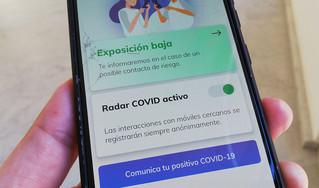 Andalucía pone en marcha la app 'Radar COVID' para ayudar a evitar la propagación del corona