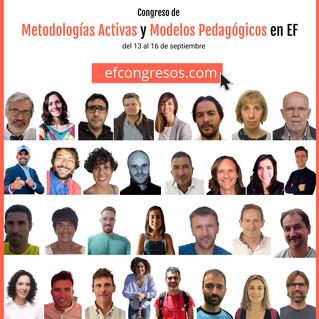 Congreso Online de Metodologías Activas y Modelos Pedagógicos en EF. Experiencias Prácticas