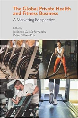 Colegiados/as COLEF Andalucía publican un libro de marketing en la industria del fitness mundial