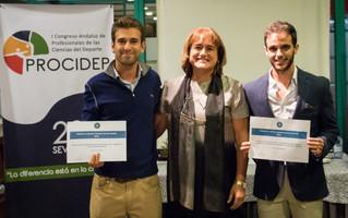 Fallados los Premios COLEF Andalucía 2018