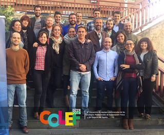 El COLEF Andalucía en el INTERCOLEF 2016