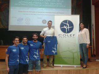 El COLEF Andalucía visita las universidades de Almería y Huelva