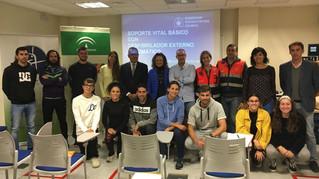 Salud y los profesionales de ciencias del deporte en Andalucía se unen para salvar vidas