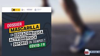 Dossier 'Mascarilla en EF, AF y deporte en tiempos de la COVID-19'