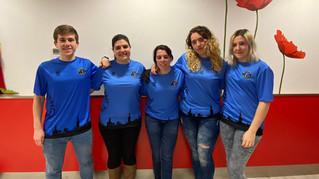 Comienza la Liga Femenina de Goalball con el equipo de Sevilla, apoyado por el COLEF Andalucía, como