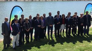 Constituido el nuevo Consejo Andaluz del Deporte que cuenta con un representante del COLEF Andalucía