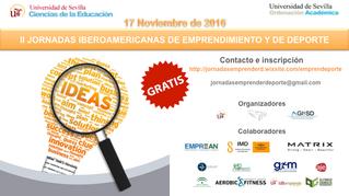 II Jornadas Iberoamericanas de Emprendimiento y Deporte