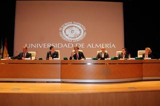 """El COLEF Andalucía, muy presente en la graduación de la 2ª """"promoción CCAFD"""" de la UAL"""