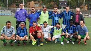 Nueva edición del campeonato de fútbol 7 para personas sin hogar
