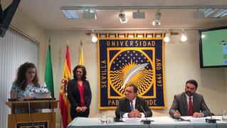 El COLEF Andalucía apoya el programa 'Súmate al deporte sin riego'