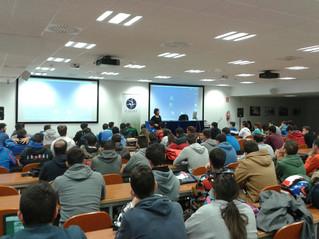 El COLEF Andalucía visita a los alumnos del centro universitario San Isidoro