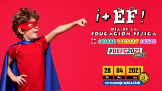 #DEFC2021: ya puedes adherir a tu centro educativo