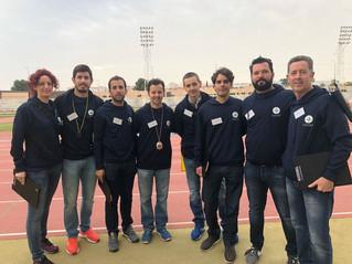 El COLEF Andalucía controla las pruebas de aptitud física de 9 policías locales de Ceuta