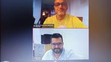 Seguridad deportiva: COLEF Andalucía y RIASPORT se reúnen para seguir avanzando en su colaboración