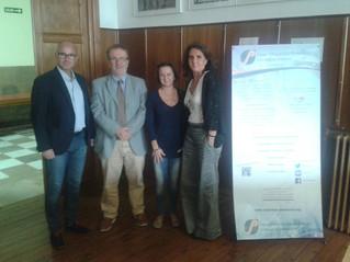 El COLEF Andalucía participa en las I Jornadas de Colegios Profesionales