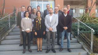 El presidente del COLEF Andalucía asiste a la reunión de decanos de las facultades del deporte de An