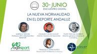 """30 de junio: Foro digital COLEF Andalucía - Agesport """"La nueva normalidad en el deporte andaluz"""