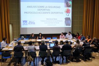 El COLEF Andalucía participa en un grupo de expertos para crear el Protocolo de Accidente Deportivo