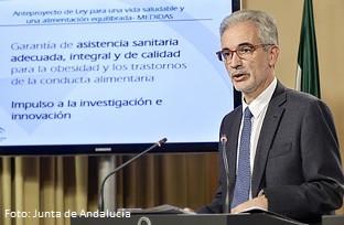 El COLEF Andalucía se ofrece a participar en la elaboración de la Ley para la promoción de una vida