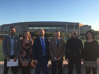 Trabajando por el fortalecimiento del sistema deportivo andaluz